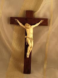 wood crucifix antique dieppe ivory wood crucifix 17th 18th century