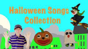 halloween kids songs collection four fun songs preschool