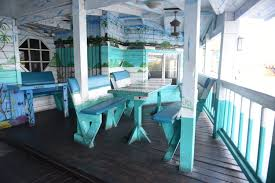 The Dining Room At Little Palm Island by The Bahamas Fish Fry Is The Ultimate Caribbean Feast Eater