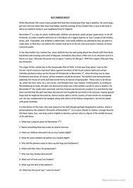 20 free esl guy fawkes worksheets