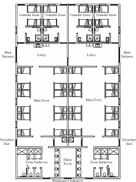 Rustic Cabin Floor Plans by Bunk Lodging