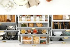 kitchen cabinets organizers ikea organizing eye candy storage