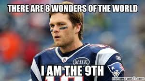 Brady Meme - tom brady is the goat get over it void magazine jacksonville
