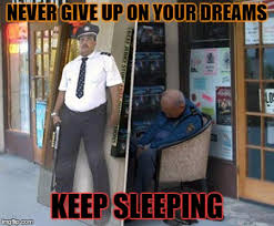 Sleep At Work Meme - he must be very tired or passed out imgflip