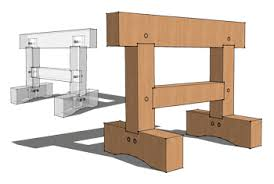 a frame plans free timber frame hq plans joints tools and more