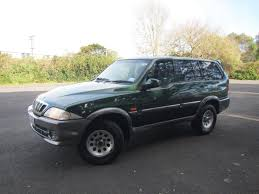 ssangyong korando 2005 2001 ssangyong musso 4wd 7 seater suv 1 reserve cash4cars
