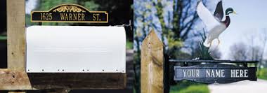 mailboxes mailboxes for posts shop diy