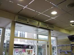 Air Curtains For Doors Dimplex Air Heaters Air Curtains Door Heaters Radiant