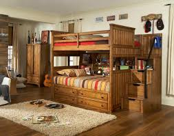Timber Bunk Bed Captivating Bunk Bed With Storage Legacy Timber Lodge