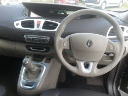 renault mpv used renault grand scenic privilege tomtom seven seats for sale