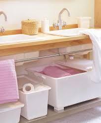 Under Sink Storage Ideas Bathroom by 92 Best Inspiring Organised Spaces Bathroom Images On Pinterest