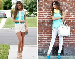 mint green trend how to wear mint green fashionisers