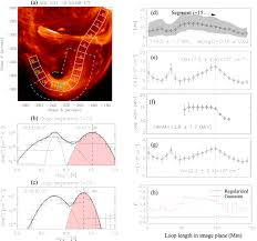 evidence of thermal conduction suppression in a solar flaring loop