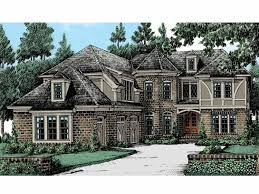 my dream home source tudor house plan with 4154 square feet and 5 bedrooms from dream