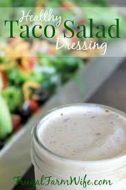 best 25 taco salad dressings ideas on pinterest taco salad bar