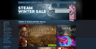 Winter Deals On S The Steam Winter Sale For 2016 Has Officially Begun