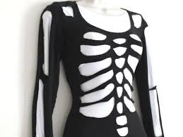 Womens Skeleton Halloween Costume 25 Skeleton Costumes Ideas Diy Skeleton
