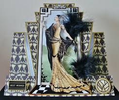 92 best cards art deco images on pinterest art deco cards