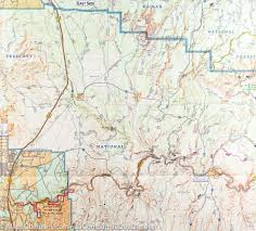 Mesa Arizona Map by Trail Map Of Apache Creek U0026 Juniper Mesa Prescott U0026 Kaibab