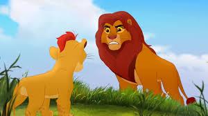 amara iloveyoukovu lion king