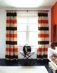 Orange And Brown Curtains Navy And Orange Curtains 100 Images Blue And Orange Bedroom
