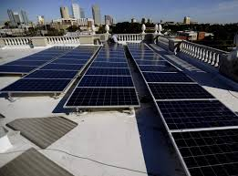 Solar Power Traffic Lights by Solar Roof Top System 01 Jpg
