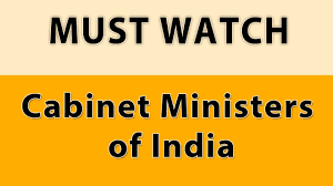Latest Cabinet Ministers Indian Cabinet Ministers List 2017 Gk For Ssc Cgl Chsl Mts