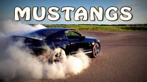 fastest stock mustang made top 10 fastest ford mustangs made