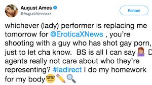 Gay Porn Memes - august ames kills herself after twitter uproar