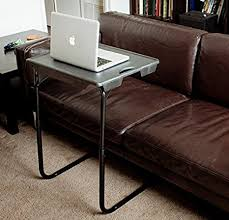 tv tray tables amazon amazon com my comfy portable and foldable bedside table tv tray