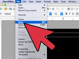 Open Office Spreadsheet Openoffice Org How To Articles From Wikihow