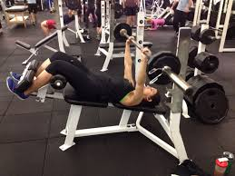 Incline Bench Dumbbell Rows And The 10 10 Rep Method For Heavy Sets U2014