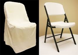 folding chair cover lifetime folding chair cover ivory at cv linens cv linens