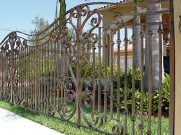 aluminum fence aluminum picket fences privacy fence security fence