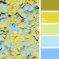 Yellow Color Combinations The Perfect Palette That Is Suitable For The Processing Of A Spa