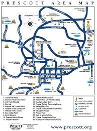 Map Phoenix Area by Area Map The Dells Prescott