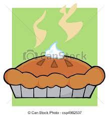 vectors illustration of thanksgiving pie fresh pumpkin pie