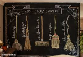 hocus pocus broom co inspired by charm