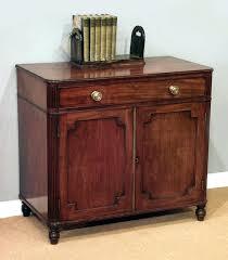 small mahogany sideboard side cabinet chiffonier century mahogany