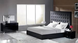 Designs Of Beds For Bedroom Bedroom Designs With Modern Leather Bed Home Interior Design 28267