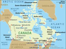 map of east canada canada map map pictures