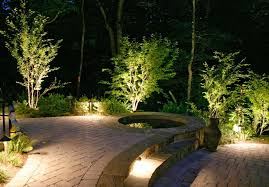 Kichler Led Landscape Lighting by Landscape Lighting Fixtures Uplight Beauty And Curb Appeal With