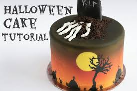 halloween cake in collaboration with sugarcoder rosie u0027s dessert