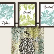 Bathroom Wall Accessories by Shop Pictures For Bathroom Walls Teal On Wanelo