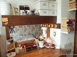 Organizing Desk Drawers by Makeup Storage Makeup Storage Dressing Table Set Emilyloula