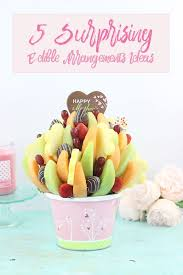 sending fruit 5 surprising edible arrangements ideas for s day edible