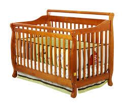 Convertible Sleigh Crib On Me Liberty 4 In 1 Convertible Crib