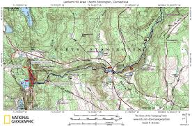 Maps Fall Challenge Trail Maps Story Of The Yawgoog Trails