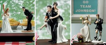 baseball wedding cake toppers wedding cake toppers football themed wedding corners