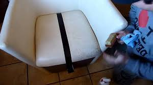 raviver un canapé en cuir entretien canapé cuir zelfaanhetwerk